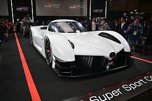 General 速報ニュース トヨタ・GRスーパースポーツコンセプト:フォトギャラリー