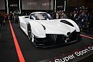 トヨタ・GRスーパースポーツコンセプト:フォトギャラリー
