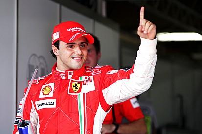 Formula 1 Bir Formula 1 Massa'lı - Fotoğraflarla Massa'nın F1 macerası