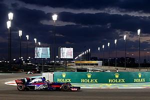 Forma-1 Jelentés a versenyről Teljesen esélytelen volt a Toro Rosso a szezonzárón