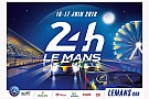 Le Mans 2018 Le Mans 24 Hours – Click and reveal a stylish poster!