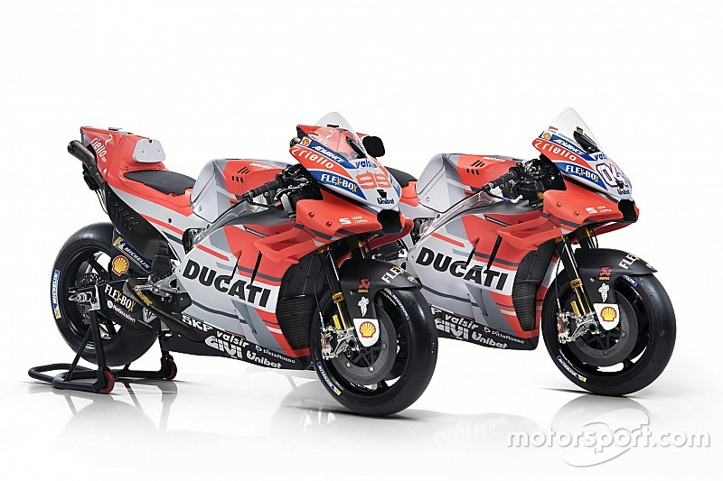 Ducati Motogp Team Launch