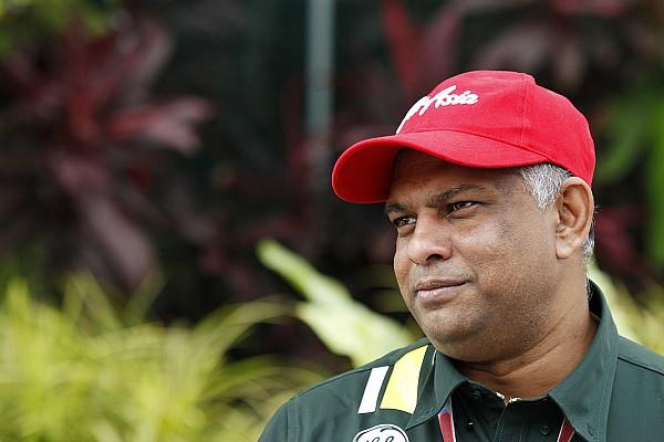 Tony Fernandes: