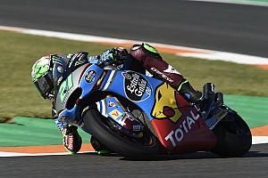 Moto2 Verslag vrije training Morbidelli nipt voor Oliveira in derde training GP Valencia