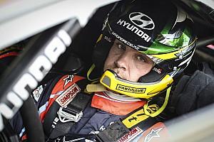 WRC News Zu Trainingszwecken: Paddon in fünf nationalen Rallyes