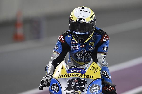 Fotogallery: l'esordio di Thomas Lüthi in MotoGP a Doha