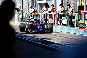 Formula 1 Ultime notizie Toro Rosso: multati i due piloti per eccesso di velocità in pit lane