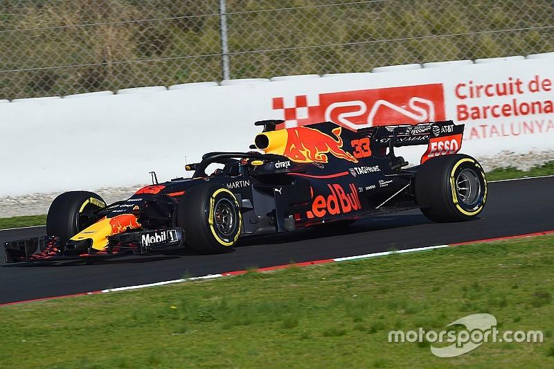 Yeni Red Bull'u ilk kez Verstappen, McLaren'ı ise ilk kez Sainz kullanabilir