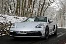 Auto Notre essai du Porsche 718 Boxster GTS