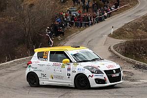 Rally Gara Suzuki Rally Trophy: la prima è di Simone Rivia al Ciocco