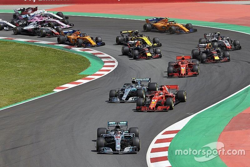 تعديلات الفورمولا واحد لموسم 2019 تُجبر الفرق على فصل عمليّات التطوير