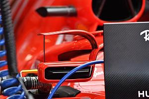 Tech analyse: Updates Ferrari meer alleen halo-spiegels