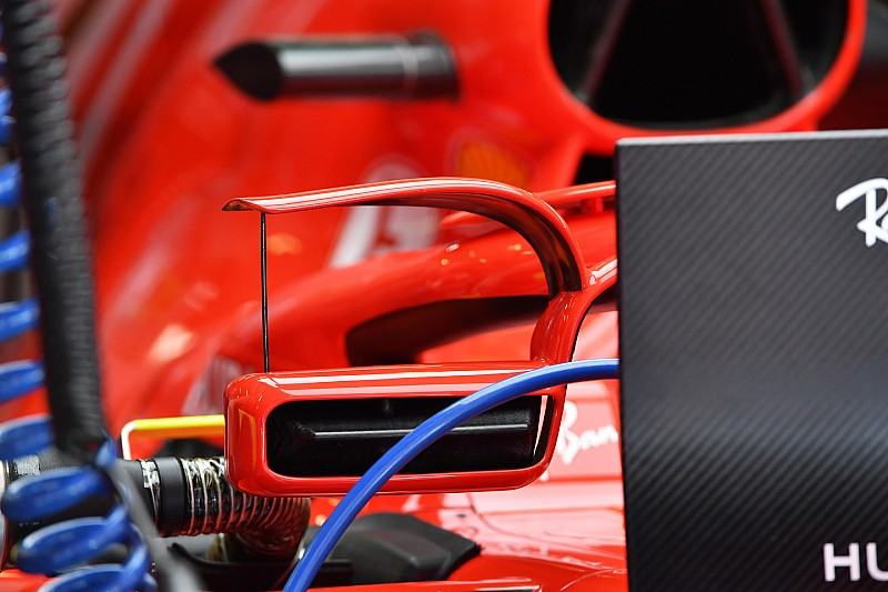 Ferrari deberá quitar sus aletas del Halo para el GP de Mónaco