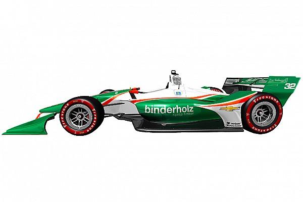 Juncos Racing presentó su auto para IndyCar