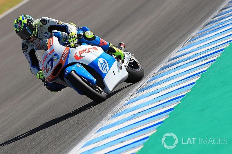 Moto2 Jerez: Oliveria yıldızlaştı, Baldassarri kazandı