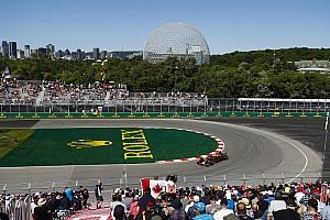Formule 1 Verslag vrije training Verstappen ook snelste tijdens tweede training in Canada
