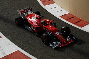 F1 Noticias de última hora Räikkönen se despreocupa por el paso que Mercedes mostró en Abu Dhabi