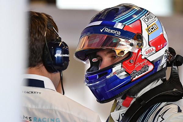 "F1 突发新闻 威廉姆斯期待希洛钦""未来很多年""都留在车队"