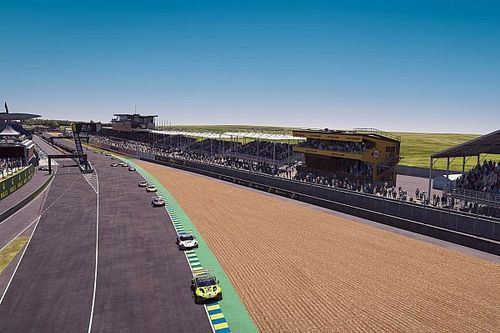 Alonso/Barrichello suffer early setbacks in Virtual Le Mans