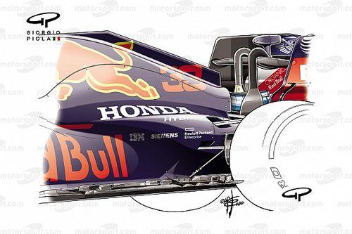 F1メカ解説|メルセデス、レッドブル、ルノーが開幕戦に持ち込んだアップデートを解説