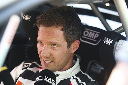 Ogier dio un primer paso en su sueño de correr Le Mans