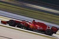 Ferrari staat open om chassis te wisselen voor Vettel