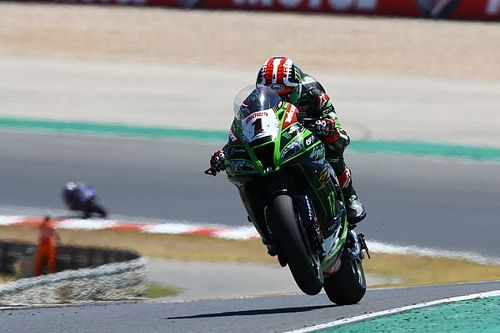 Portimao WSBK: Rea takes points lead for first time in 2020