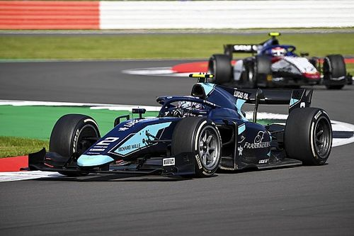 Ticktum vence 2ª corrida da F2 em Silverstone; Drugovich é sexto