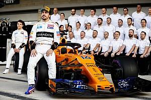 Alonso bakal jajal mobil McLaren 2019?