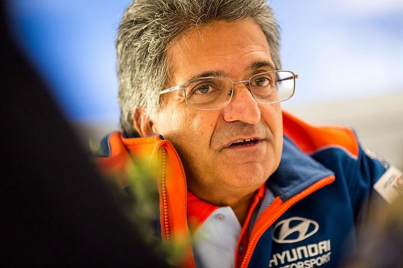 Hyundai change de directeur d'équipe en WRC