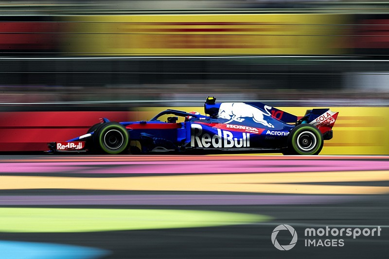 Honda's upgraded engine returns for Brazilian GP