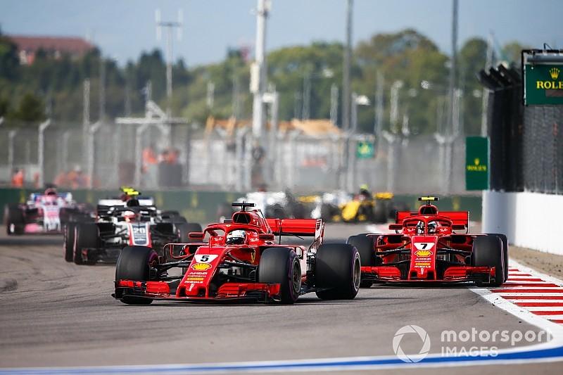 Ferrari, Japonya GP'yi dönüm noktası olarak görüyor