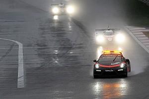 WEC上海決勝:悪天候で赤旗2回の波乱レースをトヨタ7号車が制す
