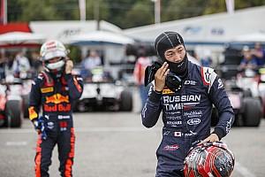 Makino et Fukuzumi vont quitter la F2 fin 2018