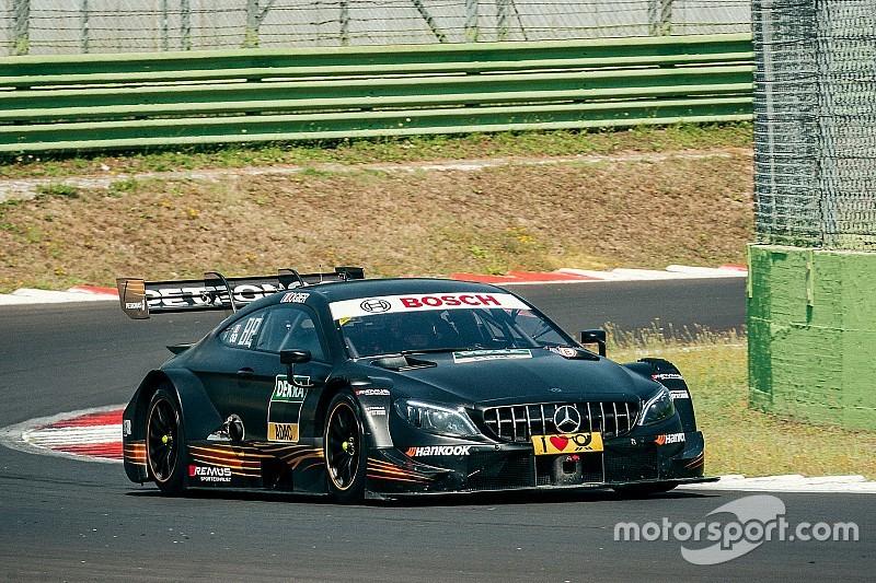 Ogier debut balapan DTM bersama Mercedes