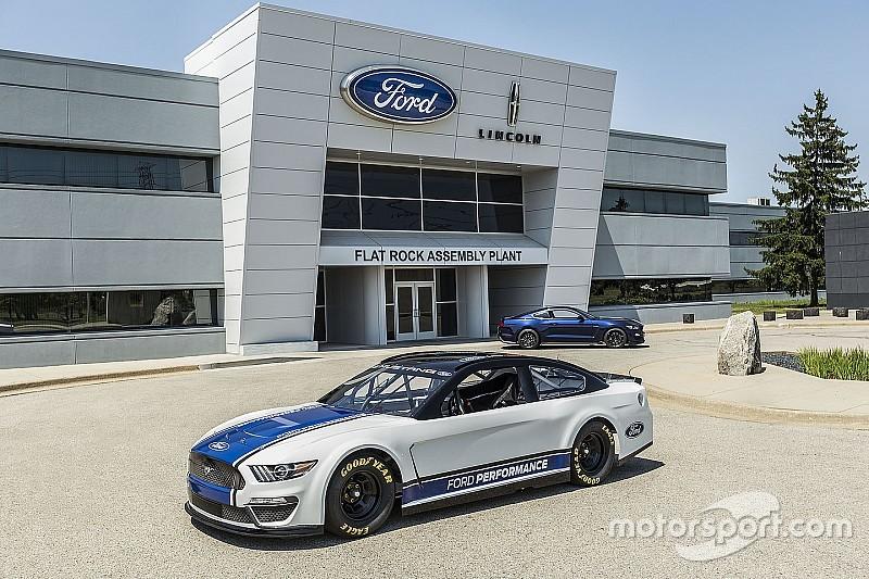 Fotogallery: ecco la nuova Ford Mustang che esordirà nella NASCAR Cup nel 2019