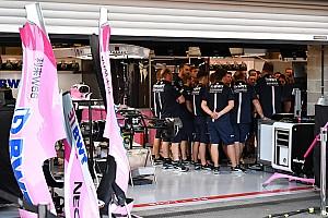 Force India a résisté à l'implosion interne avant son rachat