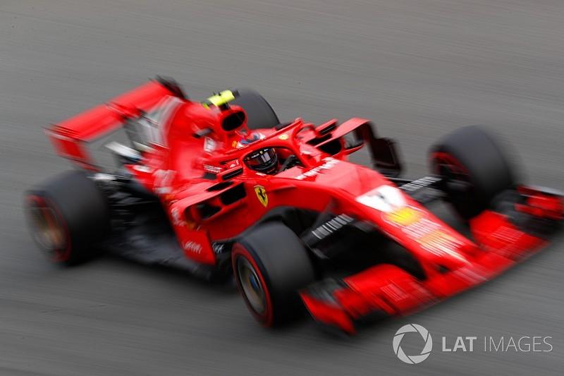 Räikkönen nyerte az Olasz Nagydíj időmérőjét Vettel és Hamilton előtt
