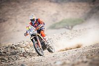 "KTM's Sunderland faced ""impossible"" task on last stage"