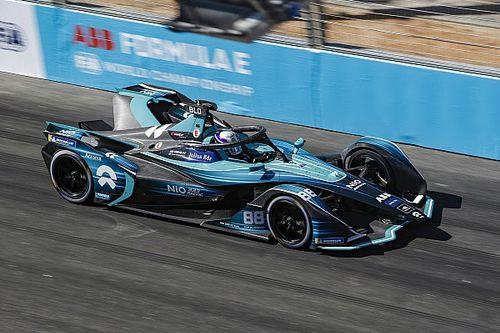 "NIO 333 ""surprised a few people"" with Formula E turnaround"