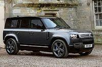 Teaser Perdana Land Rover Defender V8 2022 Resmi Dirilis