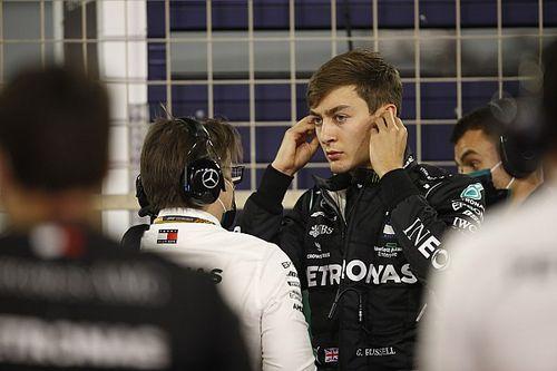 F1: Russell testará pneus de 2022 pela Mercedes na Hungria