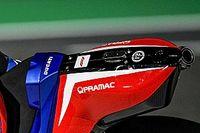 Waarom staat het Formule 1-logo op de machine van Pramac Ducati?