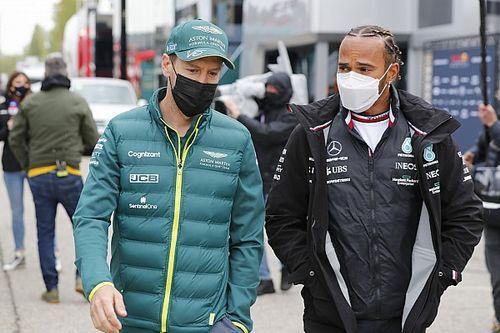 """Hamilton """"büszke"""" Vettelre a környezetvédelmi aktivizmusa kapcsán"""