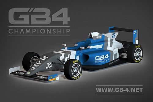 New entry-level GB4 Championship to be launched in 2022