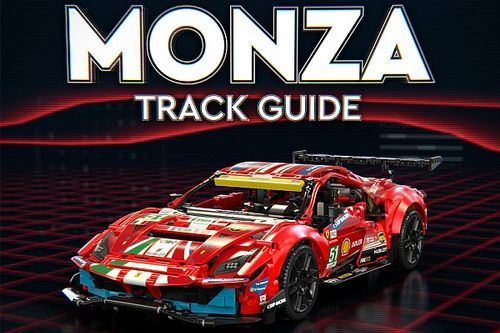 Monza track guide for round one of the Le Mans Virtual Series