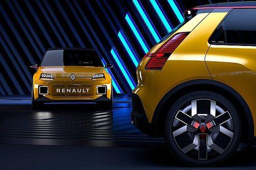 Renault готова прийти в WRC. Но только с электрокарами