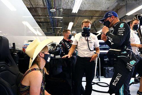 Mercedes no ha visto problemas en los motores que quedan, dice Bottas