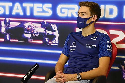 Russell, Amerika GP için grid cezası aldı