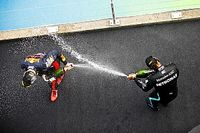 F1 to use sparkling wine for podium celebrations in 2021